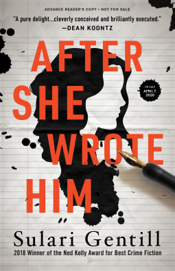 After She Wrote Him   Sulari Gentill   9781728209159   NetGalley
