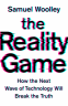 Cover Image: The Reality Game
