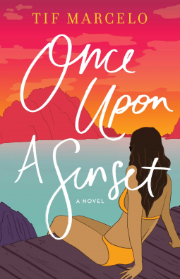 book cover: Once Upon a Sunset