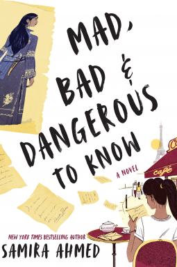 book cover: Mad, Bad & Dangerous to Know