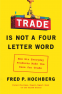 Cover Image: Trade Is Not a Four-Letter Word
