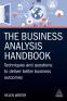 Cover Image: The Business Analysis Handbook