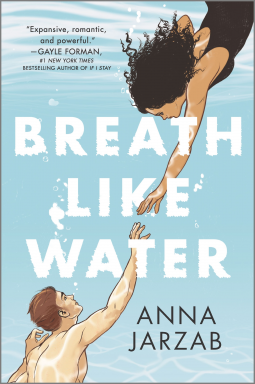 book cover: Breath Like Water