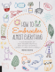 Cover Image: How to Embroider Almost Everything