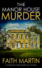 Cover Image: THE MANOR HOUSE MURDER