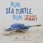 Cover Image: Run, Sea Turtle, Run