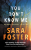 Cover Image: You Don't Know Me