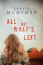 Cover Image: All But What's Left