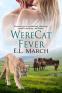 Cover Image: WereCat Fever