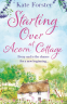 Cover Image: Starting Over at Acorn Cottage