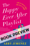 Cover Image: The Happy Ever After Playlist ***Extended Preview***