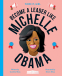 Cover Image: Work It, Girl: Michelle Obama