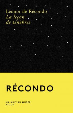 La Lecon De Tenebres De Leonor De Recondo Les Livres D Eve