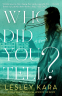 Cover Image: Who Did You Tell?