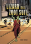 Cover Image: Lizard in a Zoot Suit