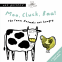 Cover Image: Moo, Cluck, Baa! The Farm Animals Are Hungry