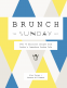 Cover Image: Brunch the Sunday Way