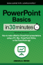Cover Image: PowerPoint Basics In 30 Minutes