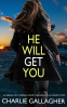 Cover Image: HE WILL GET YOU