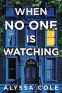 Cover Image: When No One Is Watching