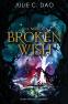Cover Image: The Mirror Broken Wish