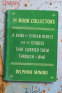 Cover Image: The Book Collectors