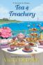 Cover Image: Tea & Treachery