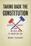 Cover Image: Taking Back the Constitution