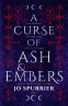 Cover Image: A Curse of Ash and Embers