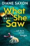 Cover Image: What She Saw