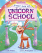 Cover Image: First Day of Unicorn School