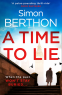 Cover Image: A Time to Lie