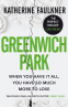 Cover Image: Greenwich Park