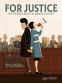 Cover Image: For Justice: The Serge & Beate Klarsfeld Story