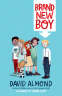 Cover Image: Brand New Boy