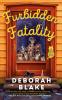 Cover Image: Furbidden Fatality