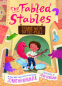 Cover Image: Trouble with Tattle-Tails (The Fabled Stables Book #2)