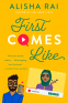 Cover Image: First Comes Like