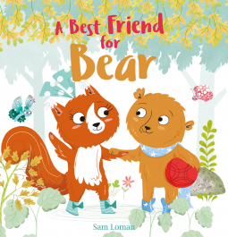 A best friend for bear front cover