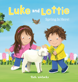 Luke and Lottie Spring is here cover