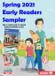 Cover Image: Early Readers Sampler
