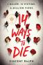 Cover Image: 14 Ways to Die
