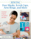 Cover Image: Sewing Face Masks, Scrub Caps, Arm Slings, and More
