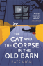 Cover Image: The Cat and the Corpse in the Old Barn