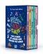 Cover Image: Good Night Stories for Rebel Girls - The Chapter Book Collection
