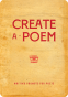 Cover Image: Create a Poem