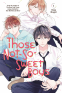 Cover Image: Those Not-So-Sweet Boys 1