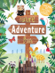 Cover Image: The Nature Adventure Book