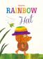 Cover Image: Rainbow Hat