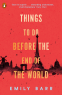 Cover Image: Things to do Before the End of the World